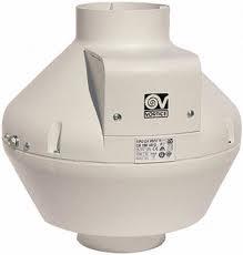 Radiální potrubní ventilátor Vortice CA 150-V0 D