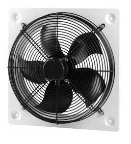 Nástěnný axiální ventilátor S&P HXM 400