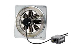 Axiální nástěnný ventilátor EZQ 20/4 E E Ex e