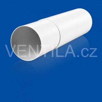 Teleskopické kruhové potrubí VP 100 KTE 250-450