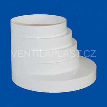 Vyosená kruhová redukce VP 80/100/120/125/150/160 KPV