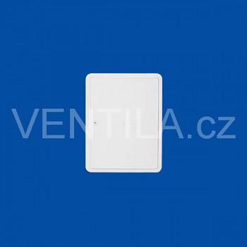 Plastová revizní dvířka First VP SI 300 x 400 Bílá