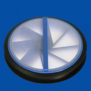 Ventila KZK-U 110 zpětná klapka s usměrňovačem