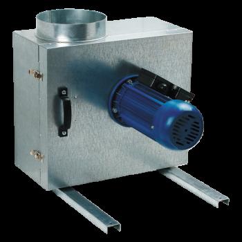 Odhlučněný ventilátor Vents KSK 250 4E