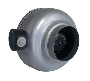 S&P RM 315 NK radiální ventilátor kovový